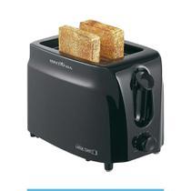Torradeira Britânia Large Toast preta -