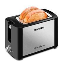 Torradeira de pães 800 watts - Smart Toast Inox - Mondial -