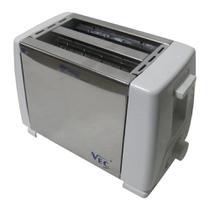 Torradeira Eletrica 2 Fatias com 6 nIveis de temperatura Cozinha Cafe - AB MIDIA
