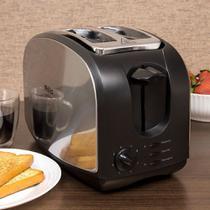 Torradeira Elétrica French Toast Inox Preta - Philco -