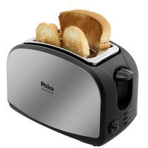 Torradeira French Toast Inox 127V - Philco -