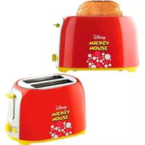 Torradeira Mallory Disney Mickey Mouse - 6 Níveis Tostagem -
