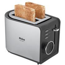 Torradeira Philco Easy Toast Preta R2 850W -