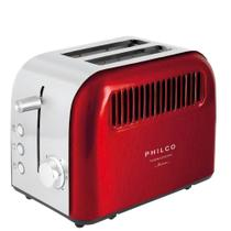 Torradeira Retrô PT02V Philco Vermelha 220v - Etna