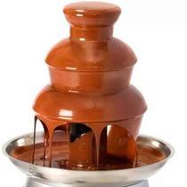 Torre De Chocolate Nostalgia Eletrics - Versare Anos Dourados