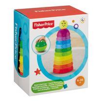 Torre de Potinhos - Fisher Price W4472 - Mattel