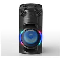 Torre de Som Panasonic com LED Multicolorido, Bluetooth e 250W (RMS) de Potência - SC-TMAX20LBK -