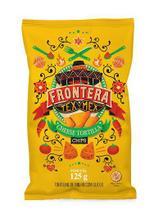 Tortilha De Milho Frontera Tex Mex Sabor Queijo 125g -