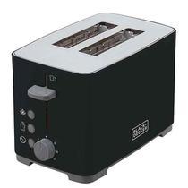Tostador Black & Decker 800W Preta 220V TO800 -