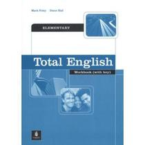 Total English Elementary - Workbook With Key Without CD-ROM - Longman -
