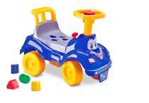 Totoka Infantil Menino Velotrol Quadriciclo de Impulso Infantil - AZUL - Cardoso