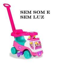 Totoka Infantil Plus Apoio Andador Quadriciclo Cardoso Novo -