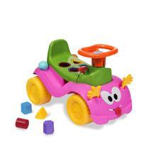 Totoka Triciclo Infantil Bebe Motoca Totokinha Com Bolinhas - Cardoso Toys