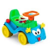 Totokinha Bolinha Carrinho Azul Menino 6006 - Cardoso Toys -
