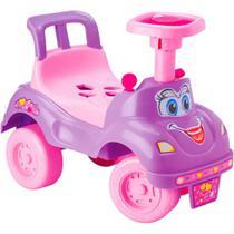 Totokinha Triciclo Carrinho Motoca Infantil Bebes - Menina Rosa -