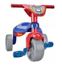 Totokinha Triciclo Motoca Brinquedo Infantil Velotrol - Bombeiro - Ref - 0600 - Samba