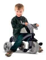 Totokinha Triciclo Motoca Brinquedo Infantil Velotrol - Carro Policia C/ Som - Ref - 618 - Samba Toys