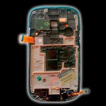 Touch Display S3 Mini Azul Original - Samsung