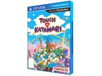 Touch My Katamari para PS Vita - Namco