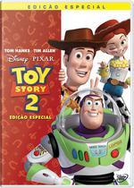 Toy Story 2 - Edição Especial - Dvd - Disney -
