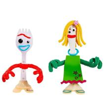 Toy Story 4 Figuras Forky e Karen - Mattel -