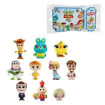 Toy Story 4 - Kit com 5 Mini Figura Surpresa - Mattel - Jazwares