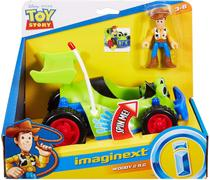 Toy Story - Boneco e Veículo Woody - Imaginext Disney Pixar - Fisher-Price