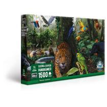 Toyster p1500 quebra cabeca 1500 pecas floresta amazonica 002693 -