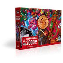 Toyster p2000 quebra cabeca 2000 pecas culturas do mundo 002713 -
