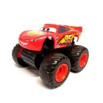 Toyster veiculo roda livre carros monster 040820a - relampago mcqueen - Toyng