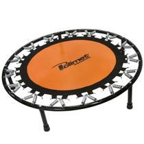 Trampolim Polimet Semi Pro Jump Laranja -