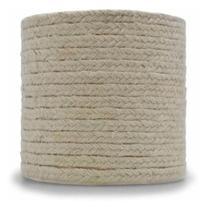 Trança corda de juta ou sisal 10 milímetros/ 50 metros - SC componentes