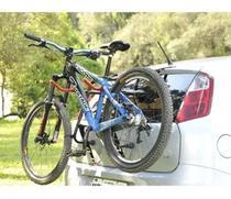 Transbike Suporte Carro Mini Altmayer Porta Mala P/ 2 Bike - Altimayer