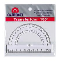 Transferidor 180º Acrimet Ref.: 551.0 -