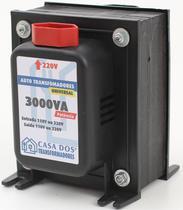 Transformador 3000va 110/220 Ar condicionado split até 9000Btus - Casa Dos Transformadores