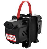 Transformador 5000 VA Fiolux 220 p/ 127 e 127 p/ 220 MOD. 5000VA -