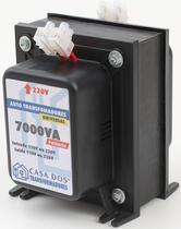 Transformador 7000va 110/220v Ar Condicionado Split Até 18000Btus - Casa Dos Transformadores