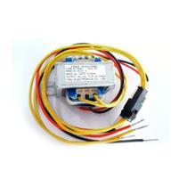 Transformador para Lavadora Electrolux TOP6  127 Volts -