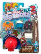 Transformers Botbots Esquadrão da Limpeza Hasbro E3486G -