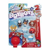 Transformers BotBots Galera Atleta  2 em 1 Surpresa - Hasbro -