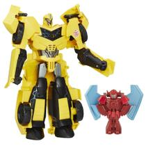 Transformers BUMBLEBEE e mini-con BUZZ STRIKE Hasbro B7067