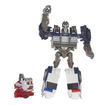Transformers: Bumblebee Energon Igniters Série Nitro Barricade - Hasbro -