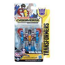 Transformers Cyberverse Scout Class - Starscream - E1883 - Hasbro -