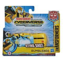 Transformers Cyberverse Step Changer - Bumblebee - E3522- Hasbro -