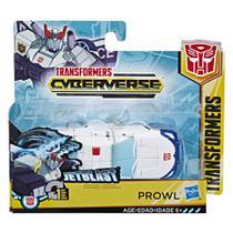 Transformers Cyberverse Step Changer - Prowl - E3522- Hasbro -