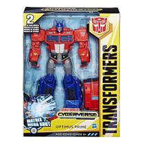 Transformers Cyberverse Ultimate Class Optimus Prime E2067 - Hasbro -
