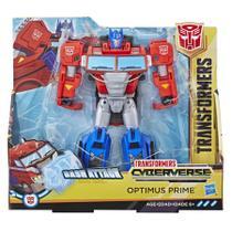 Transformers Cyberverse Ultra Class - Optimus Prime - E1886 - Hasbro -