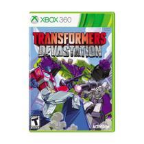 Transformers Devastation Xbox 360 - Activision