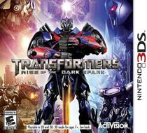 Transformers Rise Of The Dark Spark - 3DS - Activision