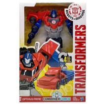 Transformers Robots in Disguise - Combiner Force: Optimus Prime - Hasbro